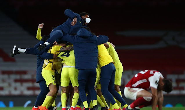 Villarreal e Manchester United farão final da Liga Europa