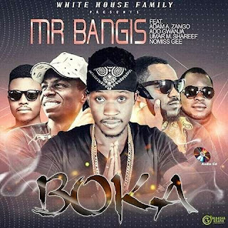 Mr Bangis boka album
