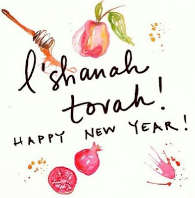 Happy New Year in Hebrew