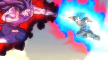 Dragon Ball Heroes capitulo 3