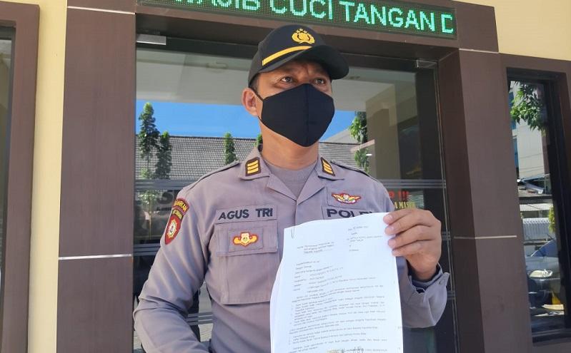 Dikatai Bencong dan Tidak Berguna oleh Kapolres, Kasat Sabhara Polres Blitar Mengundurkan Diri