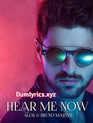 Hear Me Now Song lyrics by Alok ,Bruno Martini