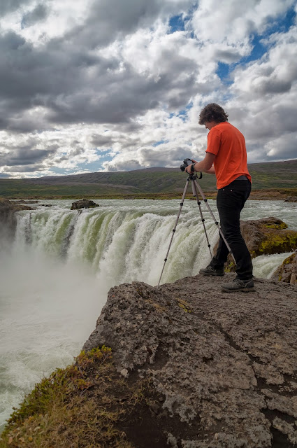 Godafoss Islande Roadtrip