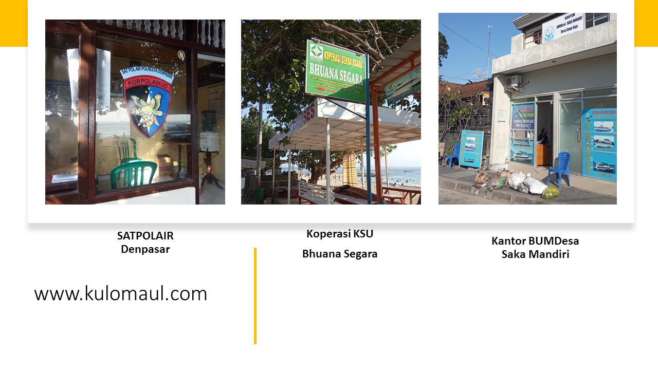 Koperasi Serba Usaha (KSU) Bhuana Segara, Kantor BUMDesa Saka Mandiri, Satpol Air