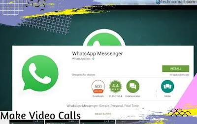 whatsapp web group video calling