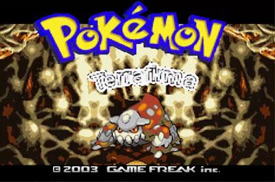 Pokemon Terra Firma para GBA Imagen Portada