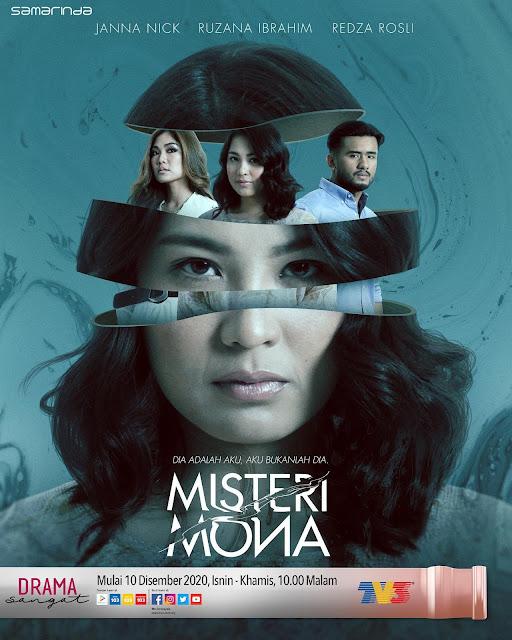 Misteri Mona - Slot Samarinda