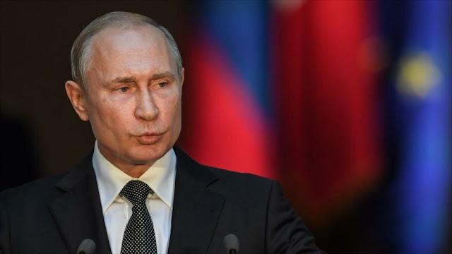 Putin critica a Guaidó y lo llama a dar pasos democráticos