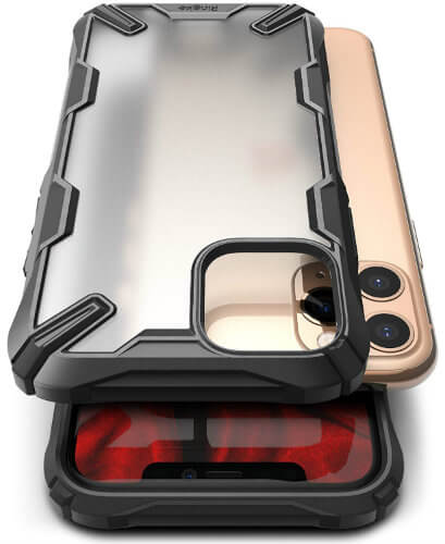 Ringke Fusion X transparent case iPhone 11 Pro Max