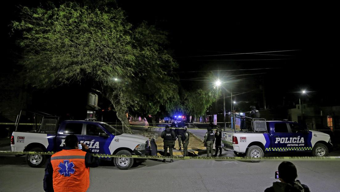 Guanaterror!, En Guanajuato han ocurrido 150 Ejecuciones en los primeros 15 días del año por la guerra entre el CJNG y El Marro