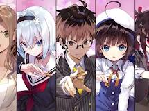 Novel Comedy Ryuuou no Oshigoto! Diadaptasi Menjadi Anime!!