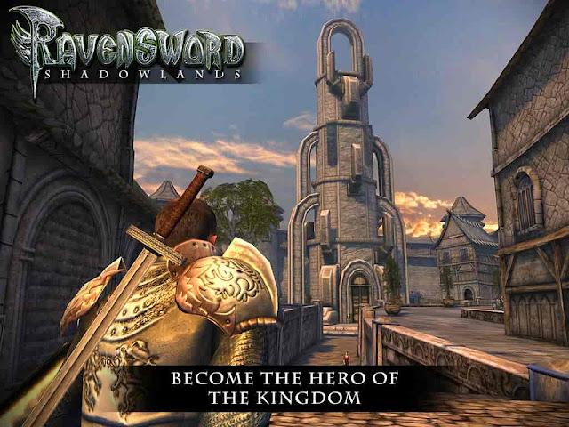 Ravensword Shadowlands 3D Rpg V21.0 MOD APK – PARA HİLELİ