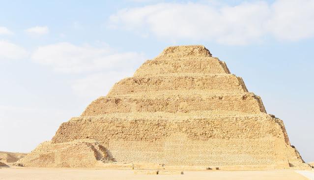Visitar Saqqara desde Cairo