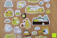 Motive: Blue Vessel 5 PCS Kreative Niedlichen Kaninchen Fett Papier Notebook Marker Label Notizblock Haftnotizen