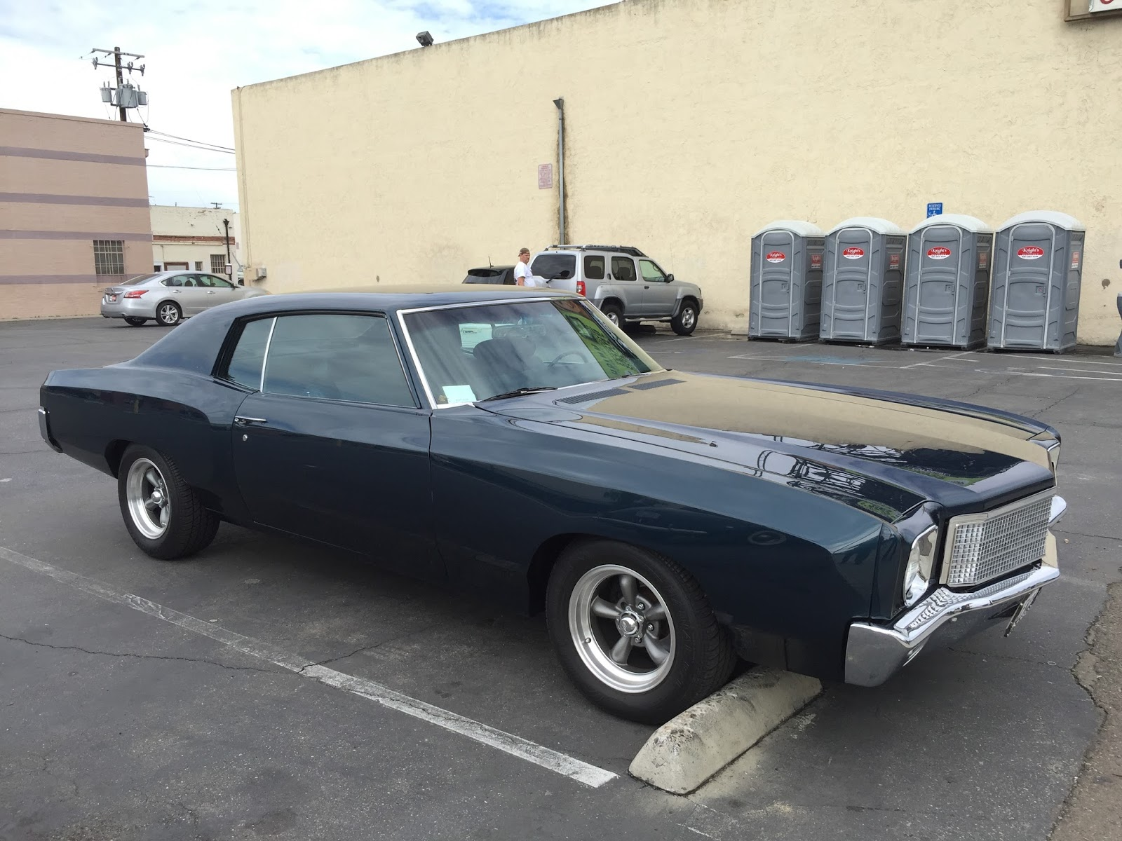 1970 Chevy Malibu For Sale