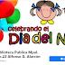 """Festejo lúdico virtual del Día del Niño de la Biblioteca Publica No.22 """"Alfonso G. Alarcón"""""""