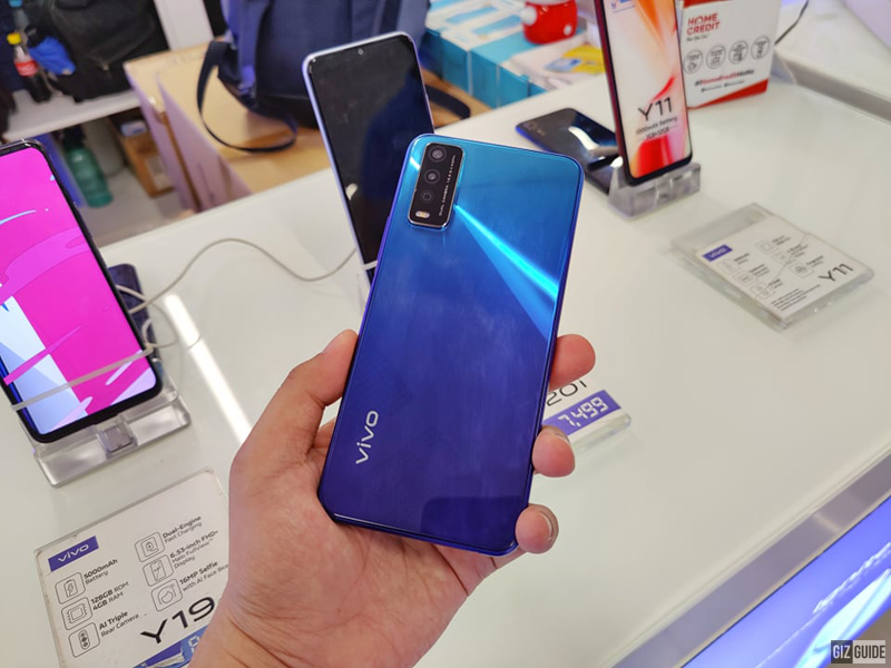 vivo Y20i with SD460 goes official in PH, now available for pre-orders
