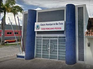 Em Rio Tinto vereadores se desentendem no plenário