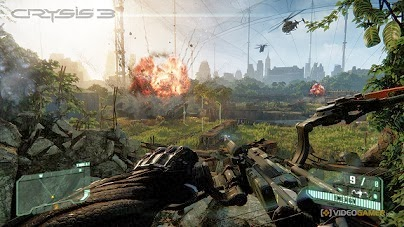 Crysis 3 Game Free Download For Windows