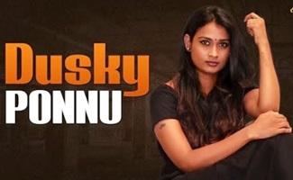 DUSKY PONNU | Araathi | Tamada Media
