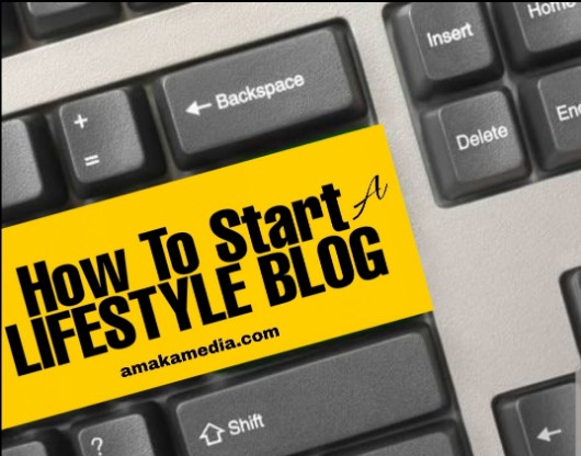 How to start a new lifestyle blog