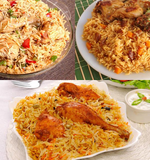 أحلى واسهل طريقة لعمل الرز البخاري بالأرز في المنزل!