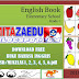 DOWNLOAD FREE BUKU BAHASA INGGRIS SD/MI KELAS 1, 2, 3, 4, 5, 6.pdf