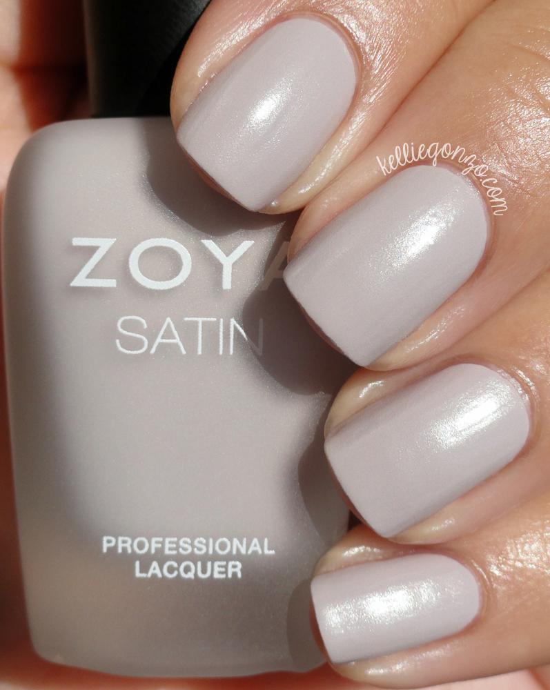 Zoya Leah Naturel Satins