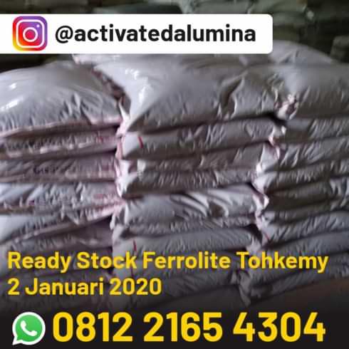 harga ferrolite tohkemy