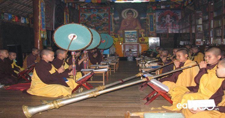 Tay Thien Pagoda