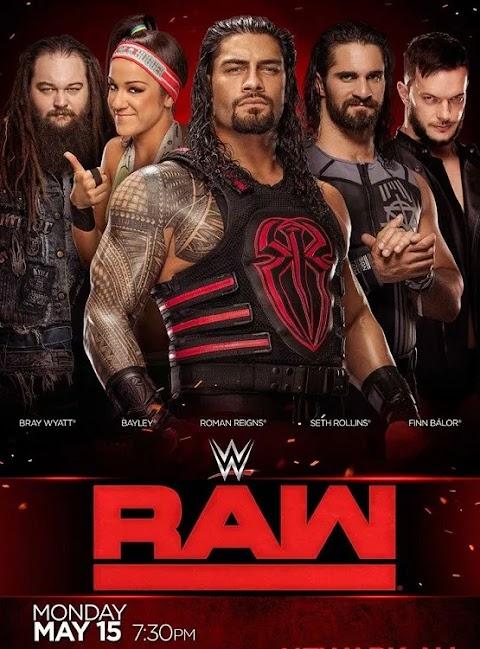 WWE Monday Night Raw (24 August 2020) English 400MB | 1300MB HDTV Download