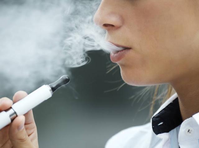 Електронните цигари уврежда сърдечносъдовата система