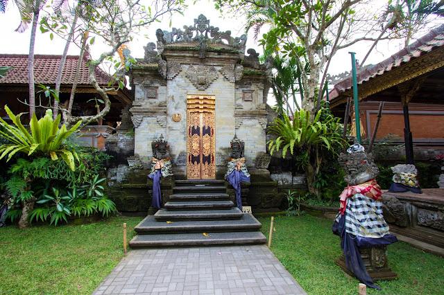 Palazzo reale di Ubud