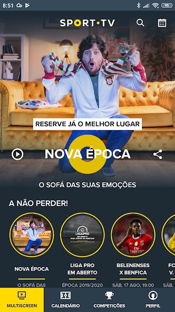 App Sport TV