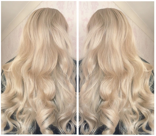 Long Luscious Locks Lullabellz Hair Beauty And The Blonde