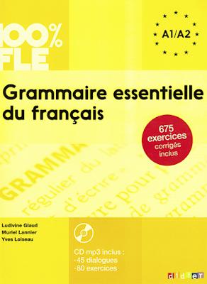 كتاب Grammaire Essentielle du français