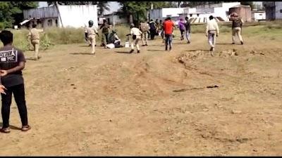 वीडियो : पोहरी में पुलिस प्रशासन हाय हाय के नारे लगे ,हमारी मांगे पूरी करो   Pohari News