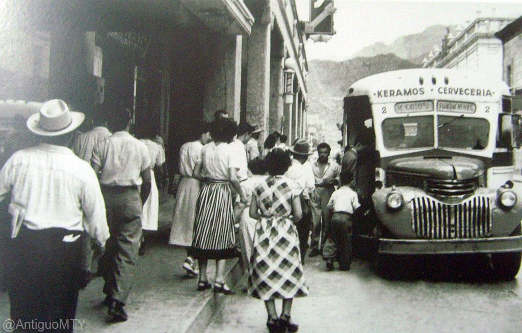 Monterrey m xico camiones trompudos - El taller de lo antiguo ...