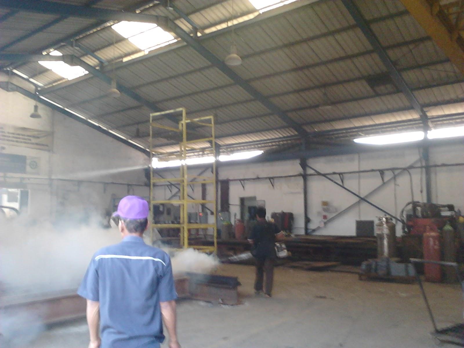 Fogging Pabrik Mustang Obat Nyamuk Firman 081290327639 085693283497