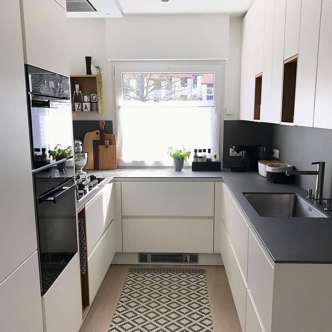 Gambar Desain Dapur Minimalis Trend 2017 Inovasi Rumah
