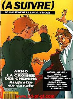 Arno, la croisée des chemins