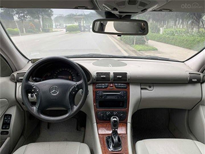 Sốc với Mercedes-Benz C180 được rao bán chỉ 175 triệu đồng