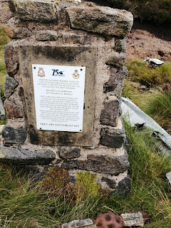 Sykes Moor Crash Site Memorial