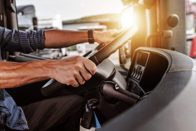 How heat affects the work of the truck driver