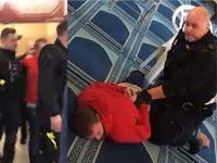 Gerak Cepat Polisi Inggris Tangkap Penikam Muadzin di Masjid London