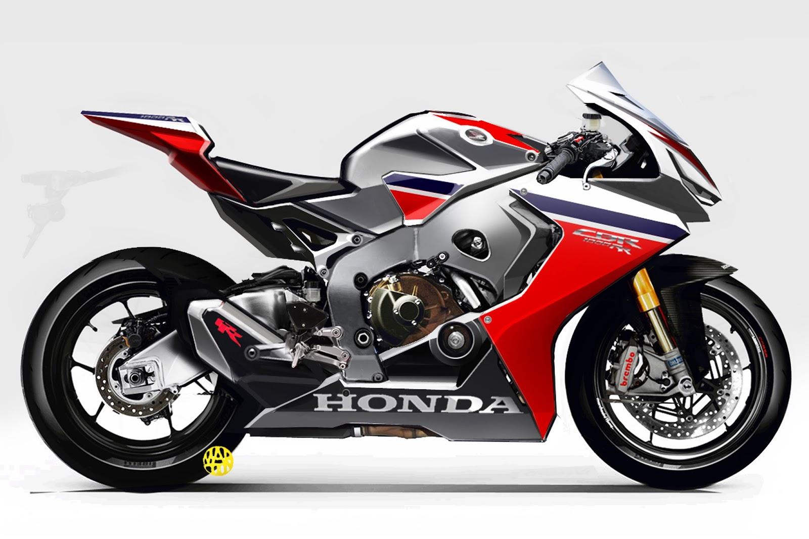 Racing Caf U00e8  Honda Cbr 1000 Rr Fireblade Sp2 2017
