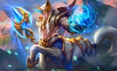 Hero hylos mobile legend