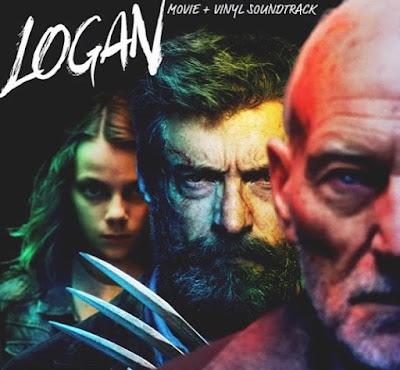 Ashlyn Casalegno in Logan film poster