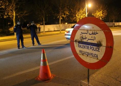 الشرطة تشهر السلاح في مكناس لتوقيف عشريني عرض سلامة المواطنين للخطر