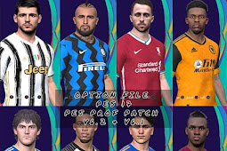 New Option File For PES Professional Patch V6.2 - PES 2017